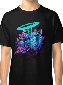 Crystal Wolf  Classic T-Shirt