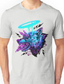 Crystal Wolf  Unisex T-Shirt