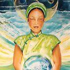 'TAO GODDESS' by jewd barclay