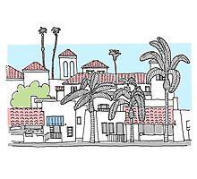 San Diego Old Town Photographic Print