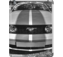 B&W Mustang HDR iPad Case/Skin