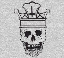 Skull Crown by Ryan  Trickey
