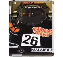 Malardeau Sports Car iPad Case/Skin