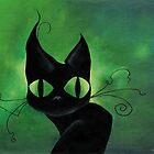 Black Cat  by Rhiannon Mowat