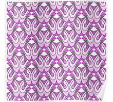Abstract color seamless pattern for your design. Poster