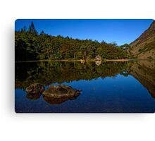 Boat House on Wast Water Canvas Print