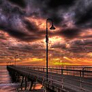 Glenelg jetty HDR by adouglas