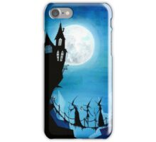 Witch Sisters Journey Home iPhone Case/Skin