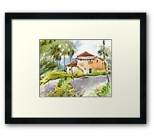 One fine day 2 Framed Print
