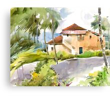 One fine day 2 Canvas Print