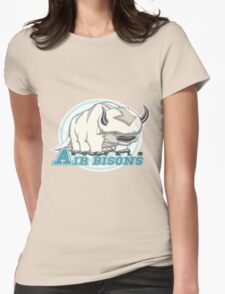 Buffalo Air Bisons Womens Fitted T-Shirt