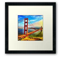 A California Icon Framed Print