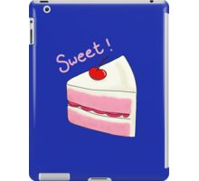 Sweet Strawberry Cake iPad Case/Skin