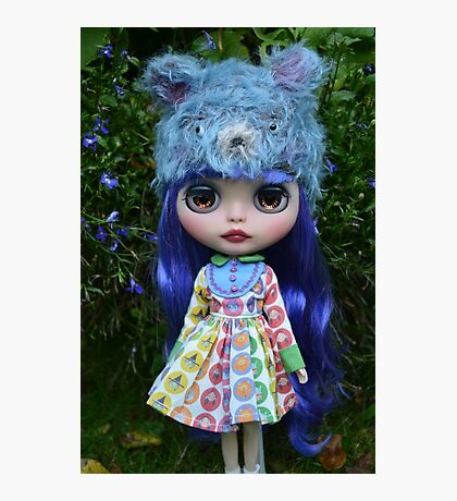 blythe doll Photographic Print