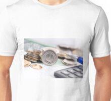 one value polish zloty coin Unisex T-Shirt