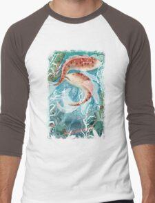 River Ramblers Men's Baseball ¾ T-Shirt