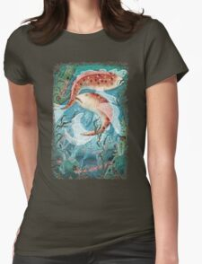 River Ramblers Womens Fitted T-Shirt