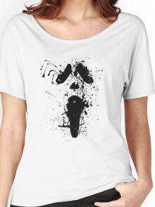 Ghostface Splatter  Women's Relaxed Fit T-Shirt