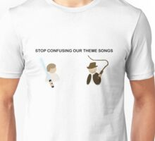Theme Song Unisex T-Shirt