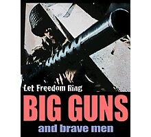 Let Freedom Ring Photographic Print