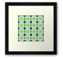 Abstract color seamless pattern  Framed Print