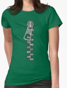 Sackboy Zipper  Womens Fitted T-Shirt