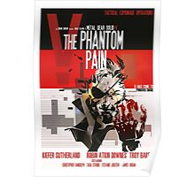 Phantom - Metal Gear Poster