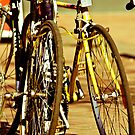 Vintage Bike by Luke Stephensen