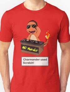Charmander Used Scratch! T-Shirt