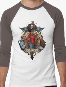 The Doctor's Doctor Men's Baseball ¾ T-Shirt