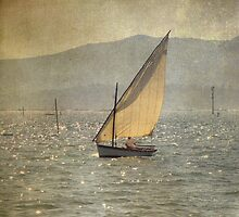 A dorna no mar de Arousa by rentedochan