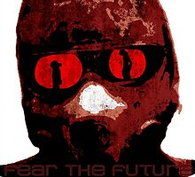 Metro - Fear The Future by AlcatrazGraphic