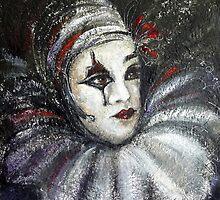 Pierrot by Ivana Pinaffo