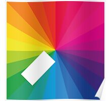 Jamie xx - In Colour Poster