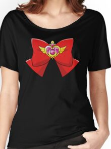 Sailor Moon Bow (Super S) Women's Relaxed Fit T-Shirt