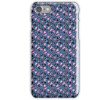 playful repeat all over repeat in fun colours iPhone Case/Skin