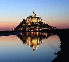 Mont St. Michel by stjc