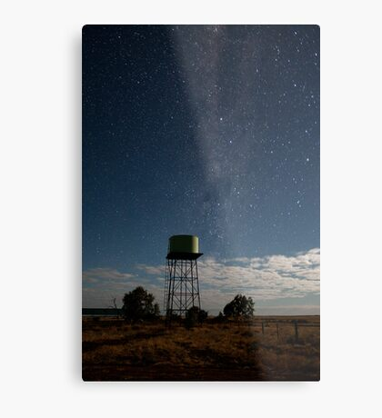 Tower to the Stars Metal Print