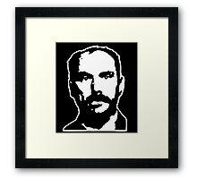 Carl Panzram Framed Print