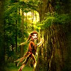 '..for Faery folks live in old oaks..' by Dan Goodfellow