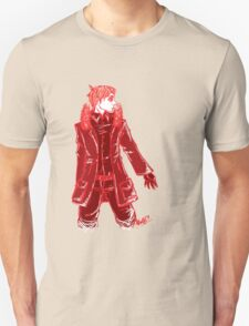 John Watson - Red - No Text T-Shirt