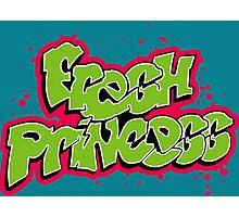 Fresh Princess Photographic Print