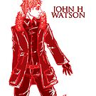 John Watson - Red by Sno-Oki