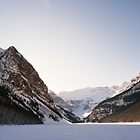 Lake Louise by Ryan Davison Crisp