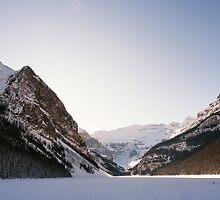Lake Louise by Ryan Davison Crisp