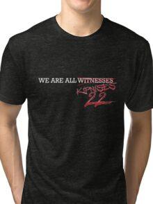 We are all Kipnises Tri-blend T-Shirt