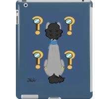 Detective Butt iPad Case/Skin
