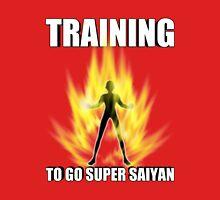 Training for Super Saiyan Tank Top