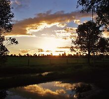 Time to Reflect – Gatton QLD by MiloAddict