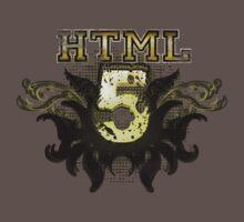 HTML 5 by Alisdair Binning